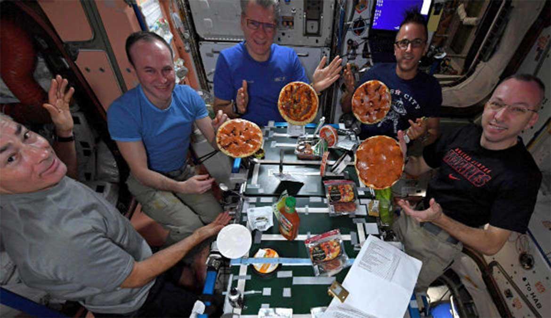 پرینت پیتزا با پرینتر سه بعدی