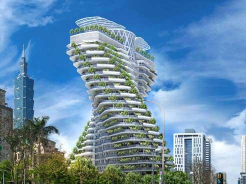 پرینتر سه بعدی در معماری
