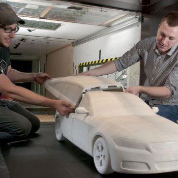 پرینت سه بعدی در خودرو سازی