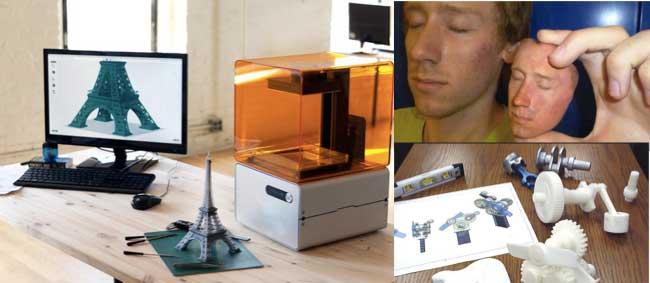 پرینت سه بعدی به روش استرلیتو گرافی