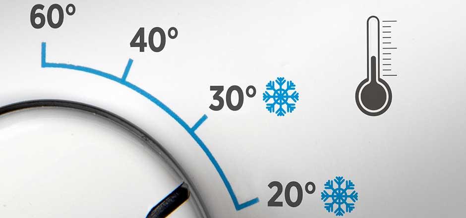 شستشو با اب سرد در ماشینهای ظرفشویی بوش