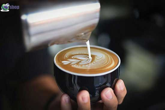 قهوه ساز لاته