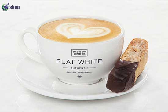قهوه ساز فلت وایت