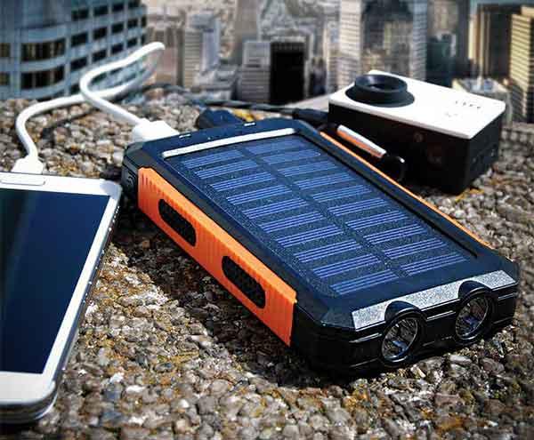 خرید بهترین پاور بانک خورشیدی
