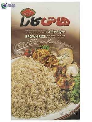 خرید اینترنتی برنج ایرانی-برند هاتیکار