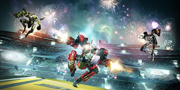 بازی Rigs Mechanized Combat League