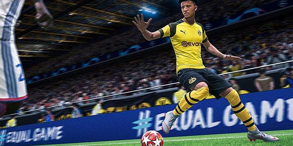 خرید بازی PS4 فیفا 20