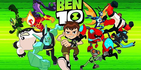 خرید بازی PS4 BEN 10