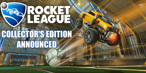 بازی Rocket League Collectors Edition