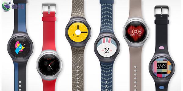 خرید ساعت با رنگهای مختلف