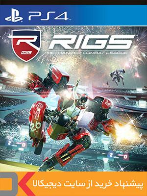 بازی Rigs Mechanized Combat League خرید بازی ps4