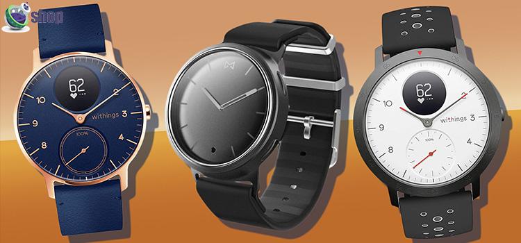 خرید ساعت هوشمند هیبریدی