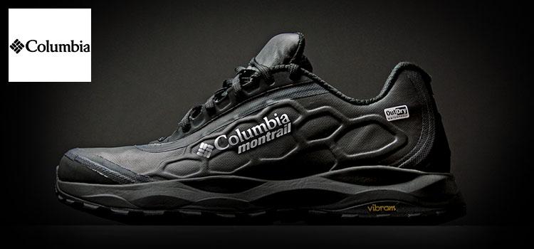 خرید کفش کوهنوردی کلمبیا