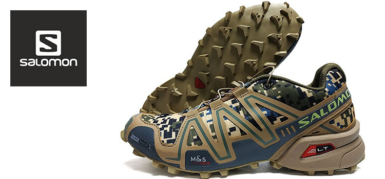 خرید کفش کوهنوردی سالومون