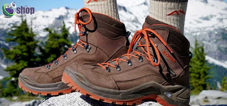 خرید کفش کوهنوردی بندی