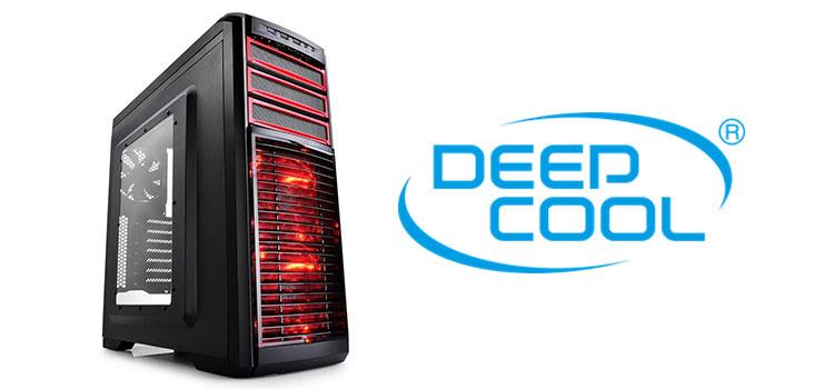 کیس کامپیوتر دیپ کوول در مقاله بهترین کیس کامپیوتر