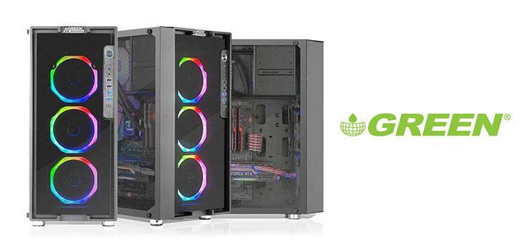 بهترین کامپیوتر دسکتاپ گرین