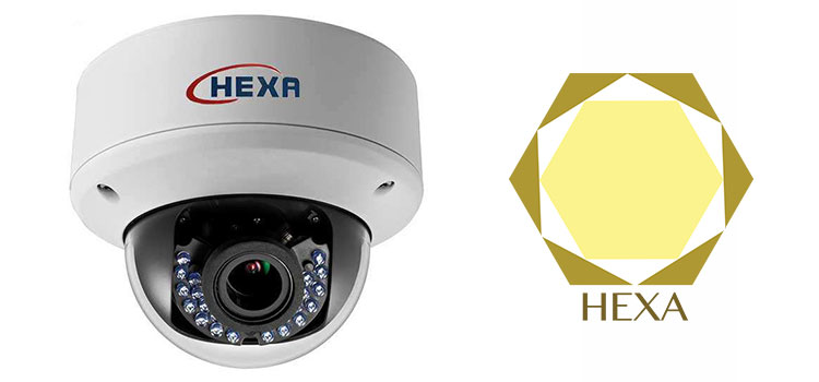 بهترین دوربین مدار بسته هگزا
