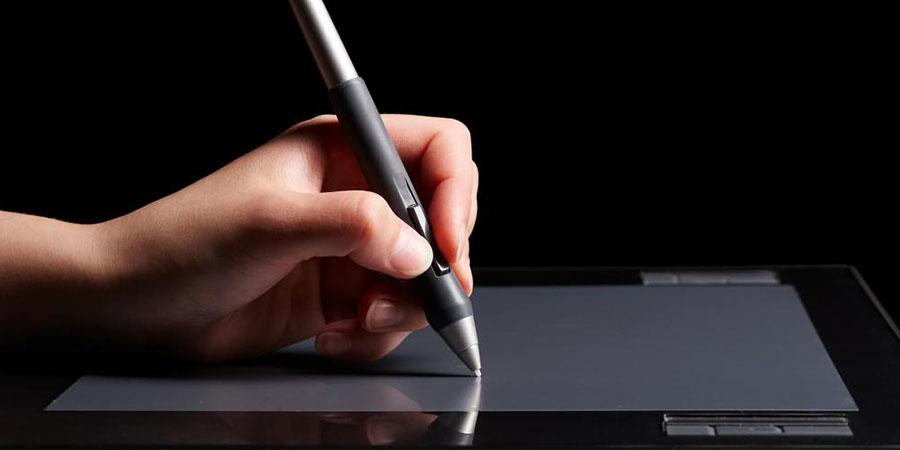 عکس سر صفحه مقاله بهترین قلم نوری