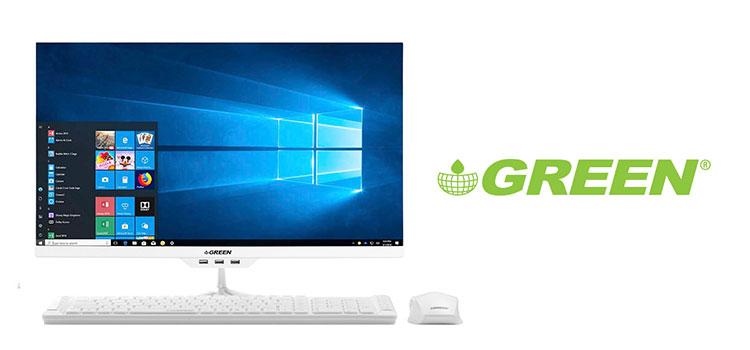 بهترین کامپیوتر همه کاره green در مقاله بهترین کامپیوتر all in one